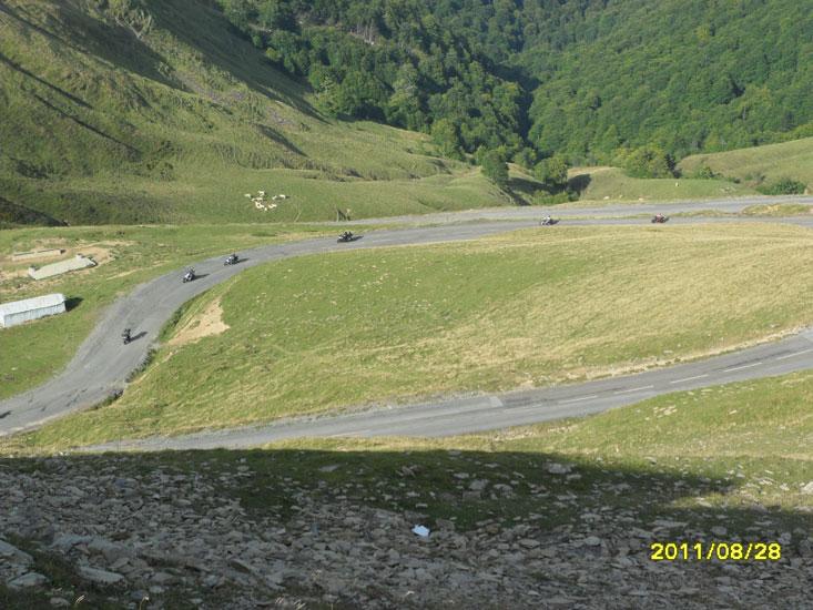 Pirineos 2011