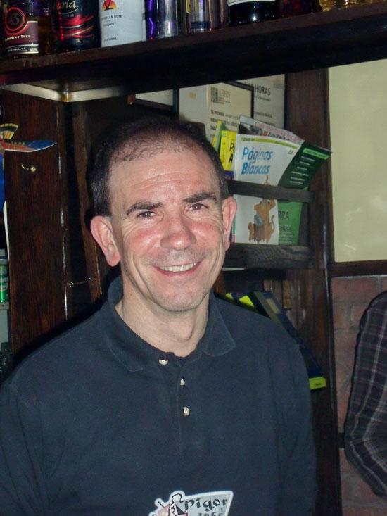 San Arlaban 2010. Bar Pigor